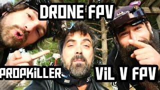 Drone FPV como? // Voo em Tróia