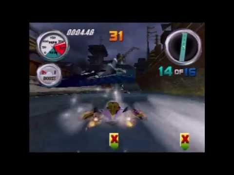 Hydro Thunder Nintendo 64