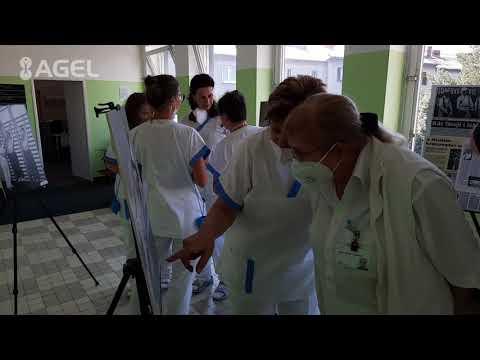Video: AGEL Hornická poliklinika slaví 60 let.