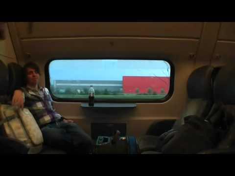 Van London naar Boxmeer met de trein