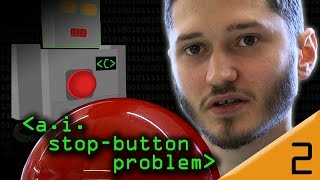 "AI ""Stop Button"" Problem - Computerphile"