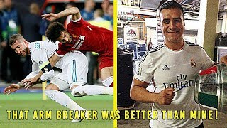 Nasty Arm breakers,Ankle Breakers & Other Horror Football Fouls And Injuries ● HD