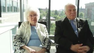 Dr. Stanley and Theresa Dudrick: WELLBEING