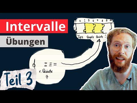 Intervalle - Erklärung | Teil 3 | DAS PRAXISVIDEO, Grobbestimmung und Feinbestimmung |#37
