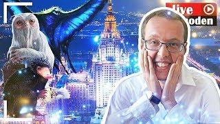 Фантастические твари из общаги МГУ