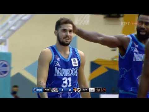 Basket League 2020-2021: Μεσολόγγι – Ιωνικός   07/11/20   ΕΡΤ