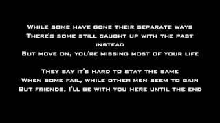 Until the End - Avenged sevenfold - Lyrics