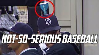 MLB   Not-So-Serious Baseball