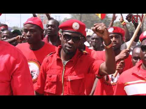 Bobi Wine's family claims that they are receiving threats