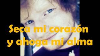 Ed sheeran undone ( subtitulada al español)