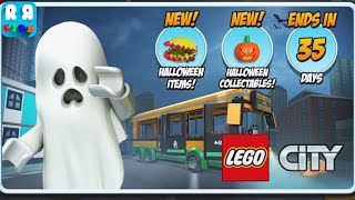 LEGO City game - New Halloween Update and New Vehicles