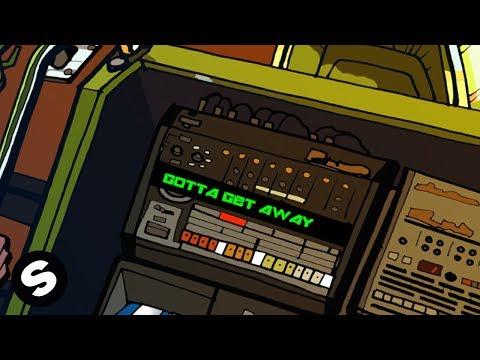 Chocolate Puma – Gotta Get Away (feat. Chateau) [Official Lyric Video]