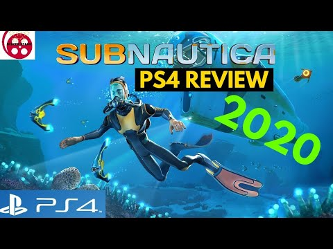Subnautica: 2020 PS4 Review