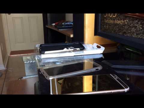 Unbox luvvitt case for iPhone 6 plus
