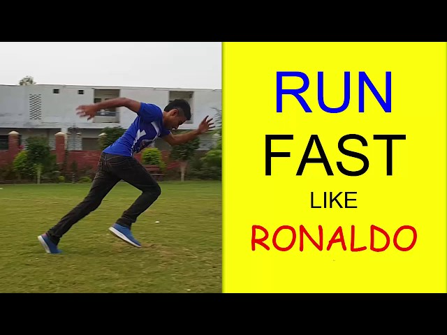 How To Run Faster Get At Running Increase