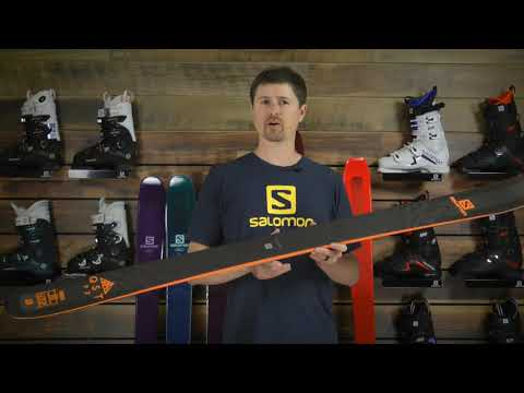 Salomon QST 92 Skis- Men's 2019 Review