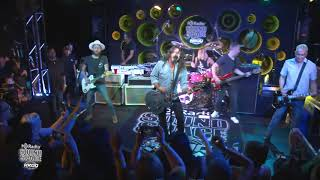 Foo Fighters In The HD Radio Sound Space At KROQ