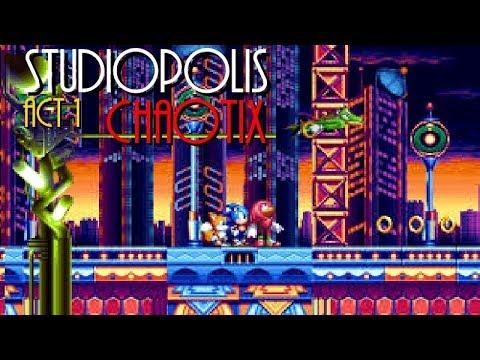 Download Sonic Mania Part 3 Studiopolis Zone Video 3GP Mp4