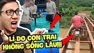 LÍ DO CON GÁI SỐNG LÂU HƠN CON TRAI!!! (Sơn Đù Vlog Reaction)