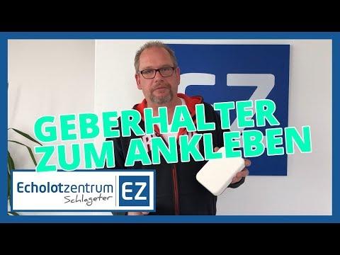Echolotgeber ohne Bohren am Boot befestigen  - so geht's | Echolotzentrum.de