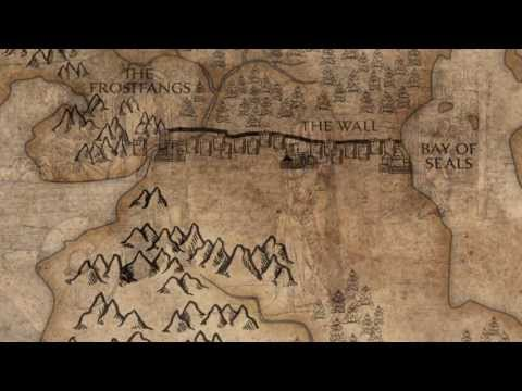 Historie Noční hlídky od Mistra Luwina - Historie Hry o trůny