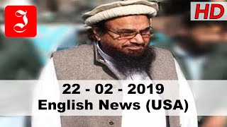 News English USA 22nd Feb 2019