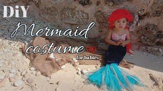Diy Mermaid Costume For Babies