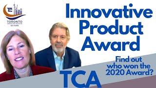 TCA 2020 Innovative Product Award Presentation at Buildings Week