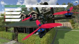 #LIFTOFF NÃO É VÍDEO GAME! É simulador de Drone FPV! Como fazer configurações de simulador Liftoff