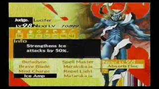 Persona 4: Fusing Lucifer
