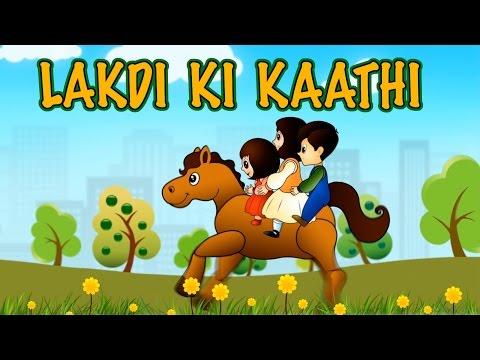 Lakdi ki Kathi - Hindi Rhymes - Nursery Rhymes for Kids