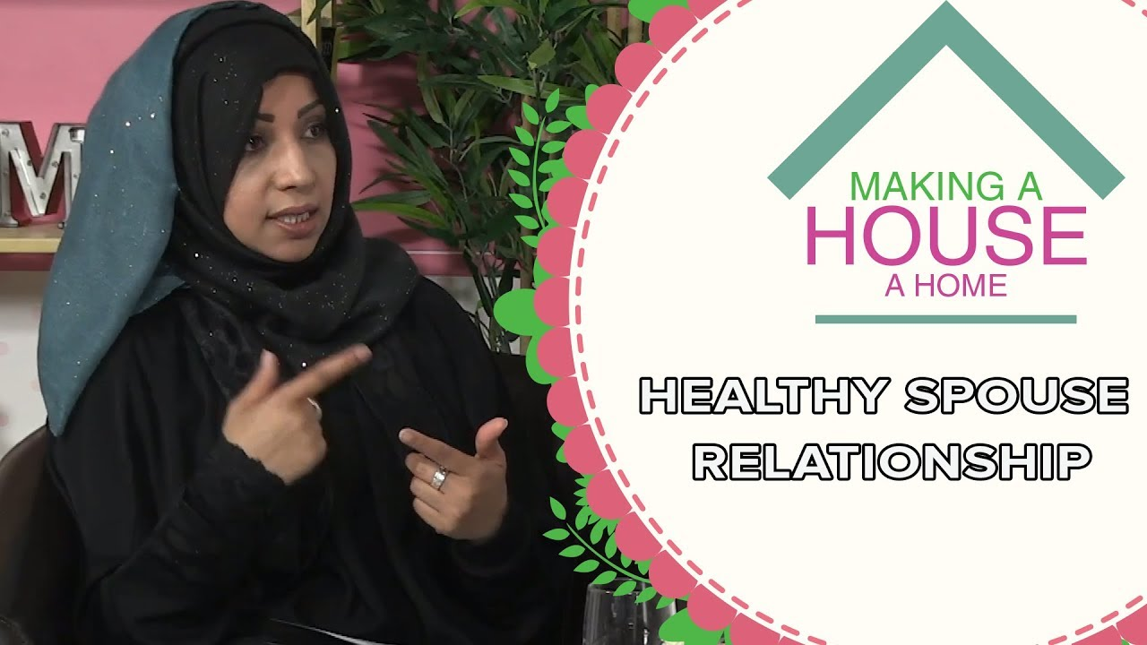 Healthy Spouse Relationship