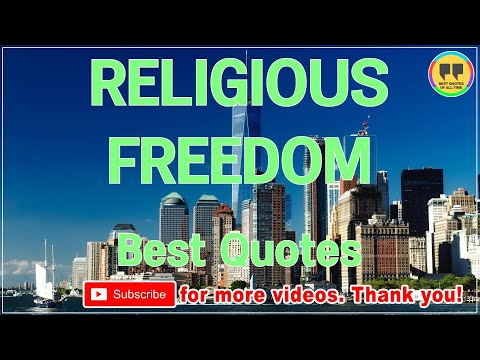mp4 Free Exercise Religion Quotes, download Free Exercise Religion Quotes video klip Free Exercise Religion Quotes