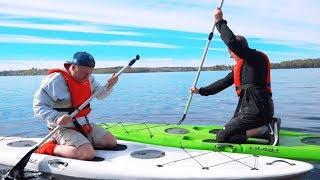 Kaks Kanget Soomes – 3. osa – Kalapüük Soomes ja Flowpark