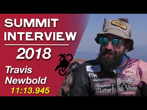 2018 PPIHC Travis Newbold #747 - Interview
