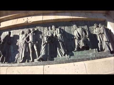 Монумент Колумба. Барселона