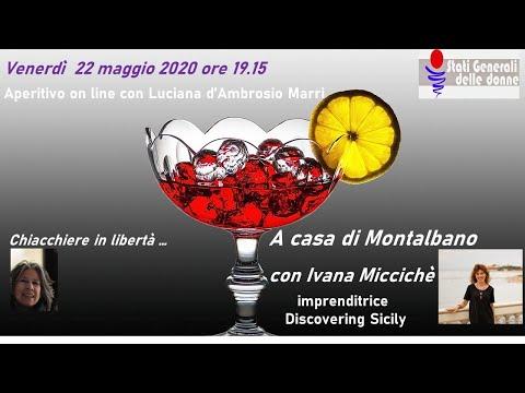 22/05/2020 Aperitivo con... Ivana Miccichè - #StatiGeneraliDelleDonne
