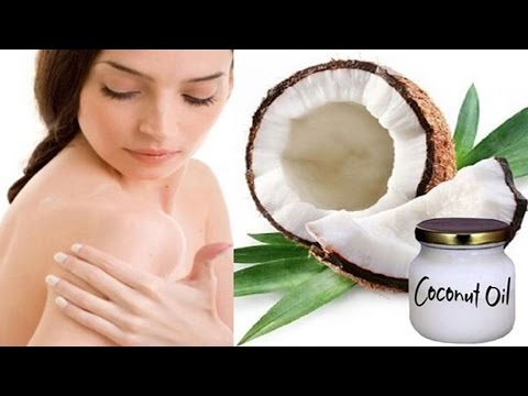 Video The Amazing Benefits of Coconut Oil For Skin