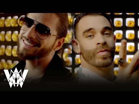Letra Bella (Remix) Wolfine Ft Maluma