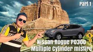 p0300 random multiple cylinder misfire detected nissan