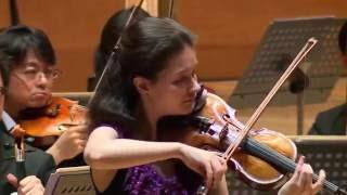 Shostakovich: Violin Concerto No.2. Anna Savkina, Junichi Hirokami and Sendai Philharmonic