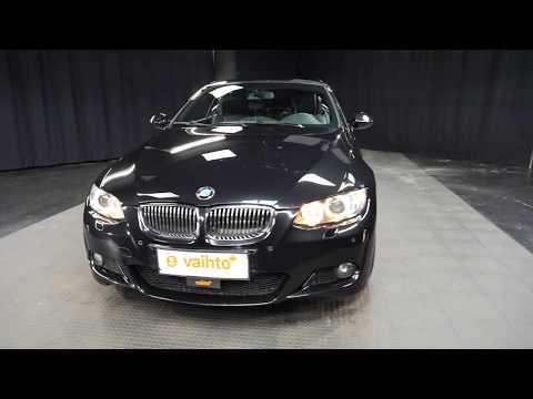 BMW 3-sarja 330 D A E93 Cabrio, Avoauto, Automaatti, Diesel, LMV-750