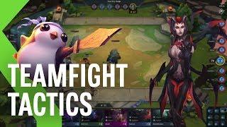 Teamfight Tactics (TFT): tutorial de cómo jugar en menos de 5 minutos