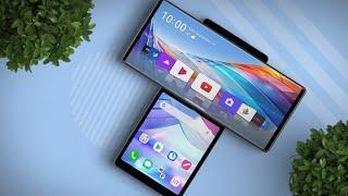 LG WING: Das kann das ERSTE Smartphone mit DREHBAREM Display