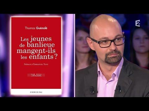 """Les chiffres bidons et références douteuses de Thomas Guénolé : """"ce livre est un essai pas un travail universitaire"""""""