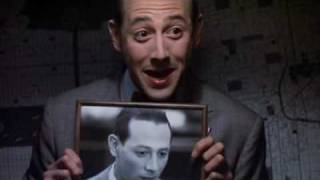 Pee Wee's Big Adventure  - Basement meeting