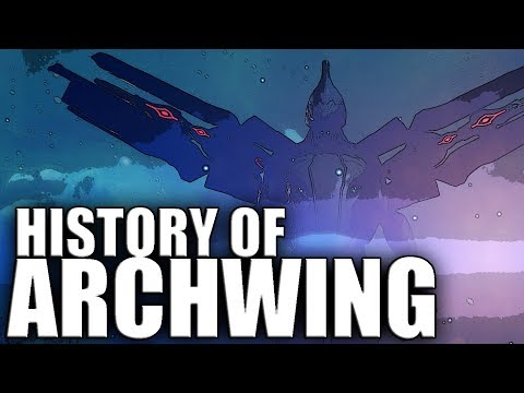 Pretty Accurate Warframe History - Archwings/Current Itzal