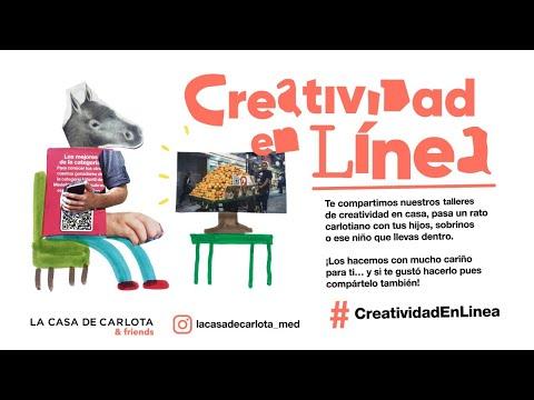 Ver vídeoTaller 1 - Creatividad en Línea: Animales Fantásticos