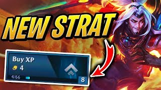 EASY Way To WIN Every TFT Game! Level 8 Rush Strategy Guide | Teamfight Tactics | LoL Auto Chess