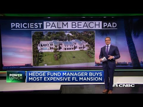 Hedge fund manager buys Palm Beach estate for $111 million